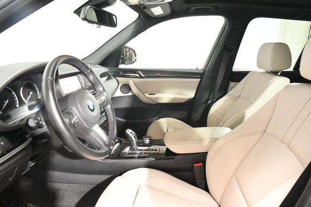 2017 BMW X3 xDrive28i M- Sport Nav/ Blind Spot/ HUD/ photo