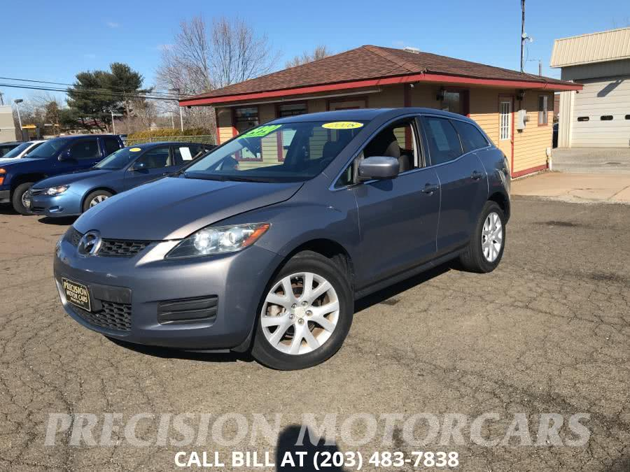 Used 2008 Mazda CX-7 in Branford, Connecticut | Precision Motor Cars LLC. Branford, Connecticut