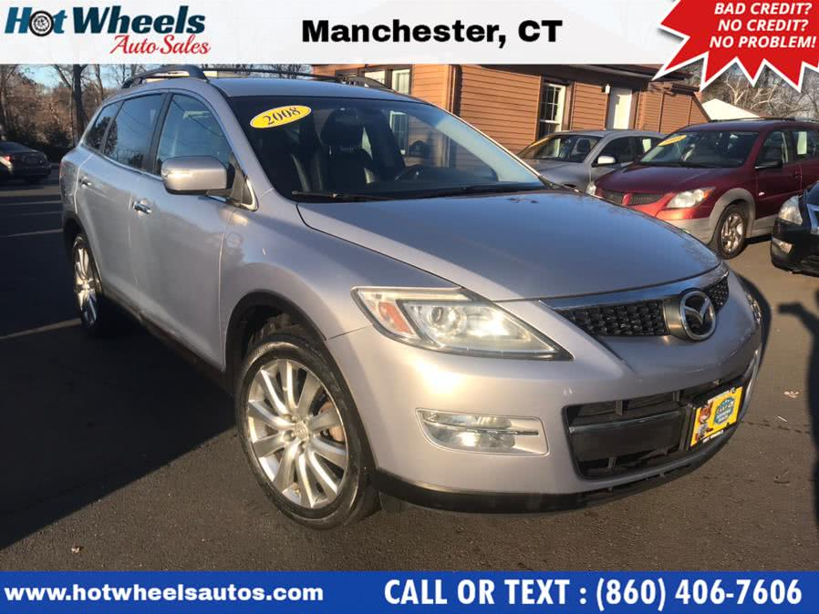 Used 2008 Mazda CX-9 in Manchester, Connecticut | Hot Wheels Auto Sales LLC. Manchester, Connecticut