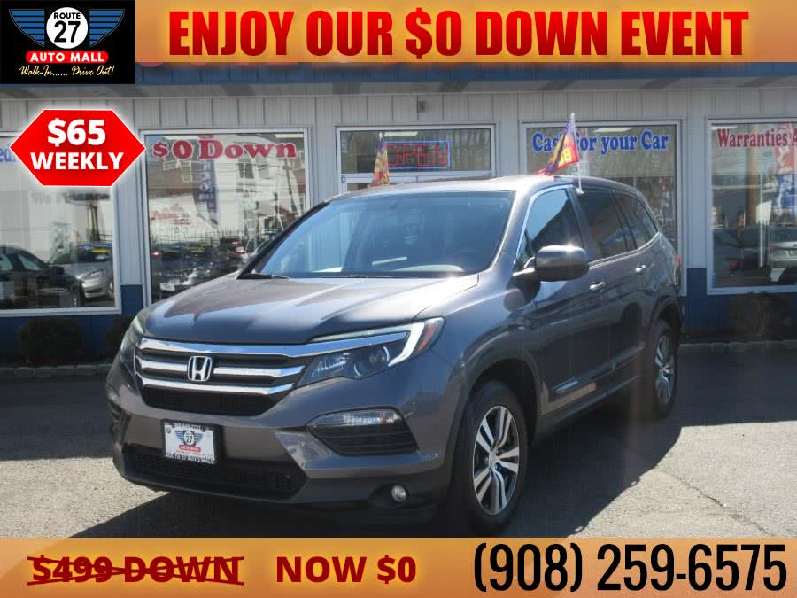 Used 2016 Honda Pilot in Linden, New Jersey | Route 27 Auto Mall. Linden, New Jersey