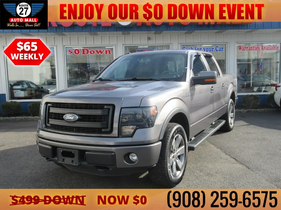 Used 2014 Ford F-150 in Linden, New Jersey | Route 27 Auto Mall. Linden, New Jersey