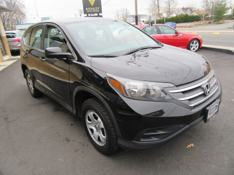 Used Honda CR-V AWD 5dr LX 2013   Royalty Auto Sales. Little Ferry, New Jersey