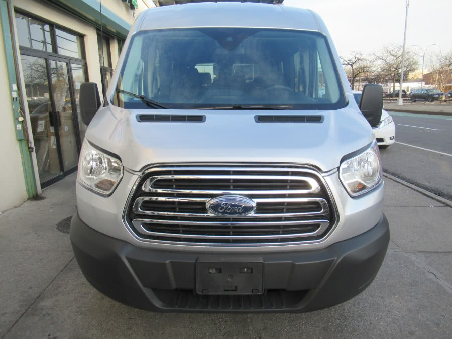 Used 2019 Ford Transit Passenger Wagon in Woodside, New York | Pepmore Auto Sales Inc.. Woodside, New York