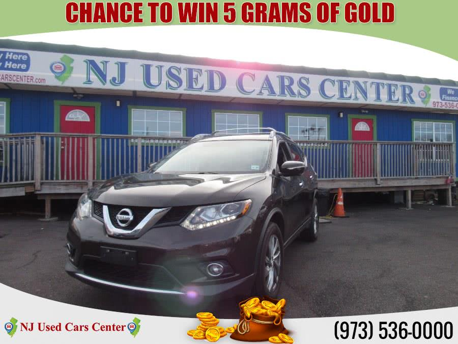Used 2015 Nissan Rogue in Irvington, New Jersey | NJ Used Cars Center. Irvington, New Jersey