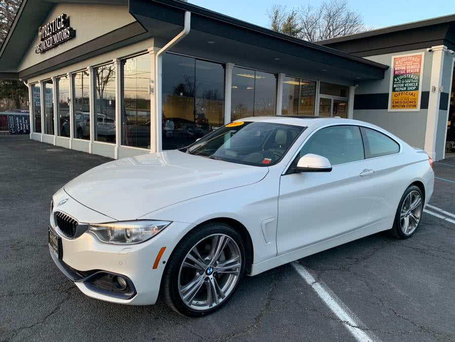 Used BMW 4 Series 440i xDrive Coupe 2017 | Prestige Pre-Owned Motors Inc. New Windsor, New York