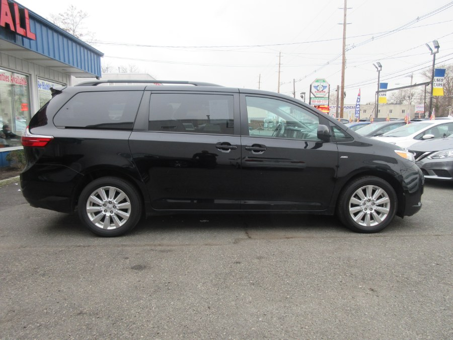 Used Toyota Sienna LE AWD 7-Passenger (Natl) 2017   Route 27 Auto Mall. Linden, New Jersey