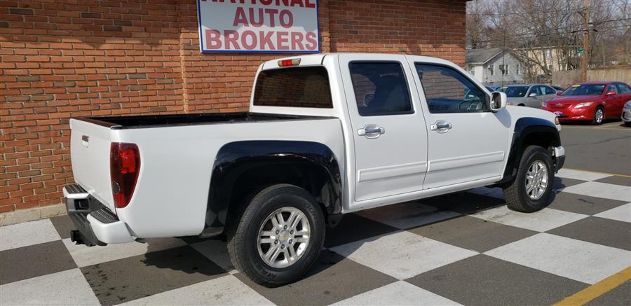 Used Chevrolet Colorado 4WD Crew Cab LT 2010 | National Auto Brokers, Inc.. Waterbury, Connecticut