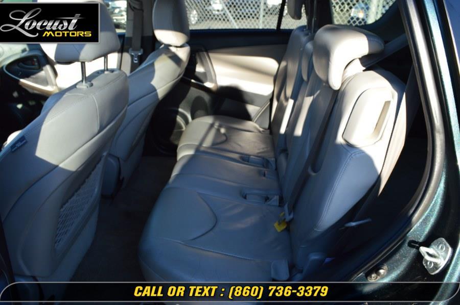 Used Toyota RAV4 4WD 4dr V6 5-Spd AT Ltd (Natl) 2010 | Locust Motors LLC. Hartford, Connecticut