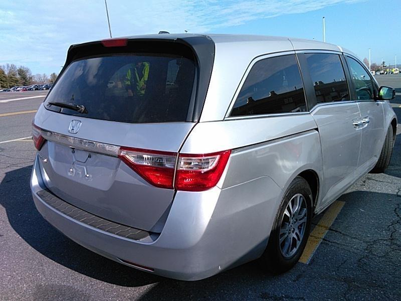 Used Honda Odyssey 5dr EX-L 2011 | Deals on Wheels International Auto. Levittown, Pennsylvania