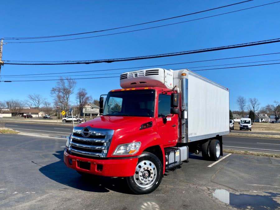 Used 2013 Hino 258/268 in Burlington, New Jersey | Aladdin Truck Sales. Burlington, New Jersey