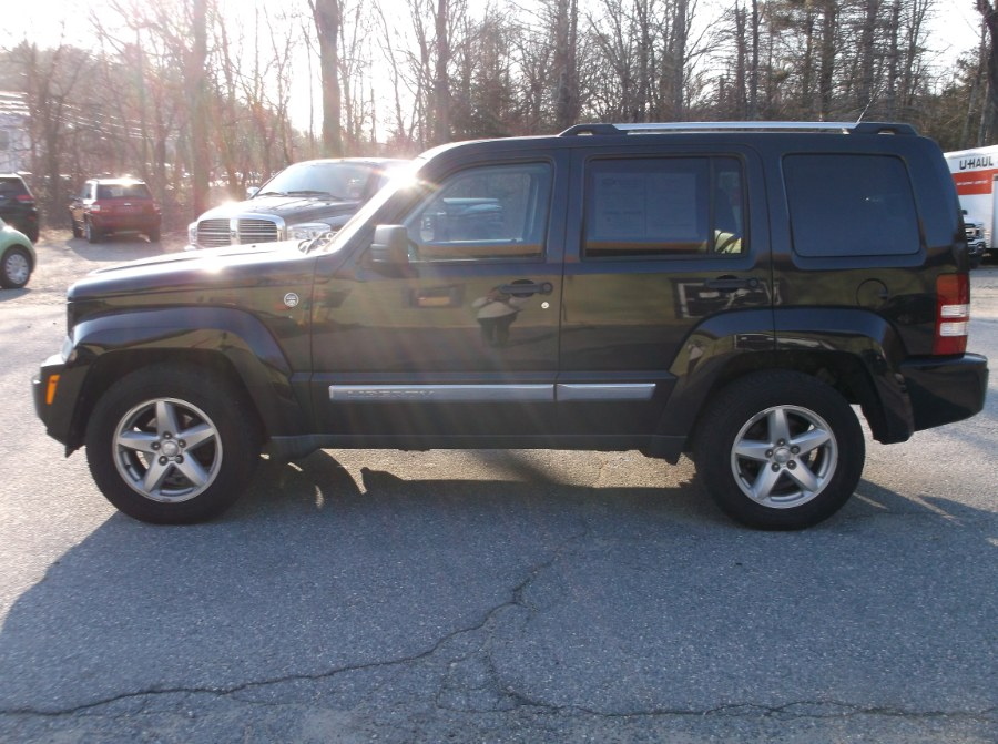 Used Jeep Liberty LIMITED 4X4 2011 | Brooklyn Motor Sports Inc. Brooklyn, Connecticut