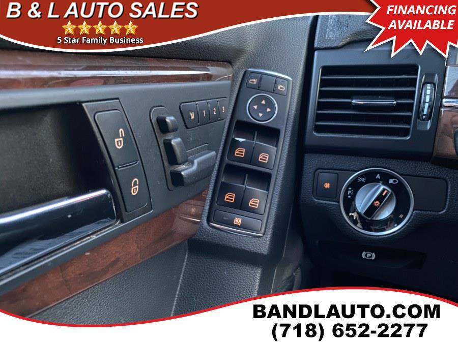 Used Mercedes-Benz GLK-Class 4MATIC 4dr GLK350 2011 | B & L Auto Sales LLC. Bronx, New York
