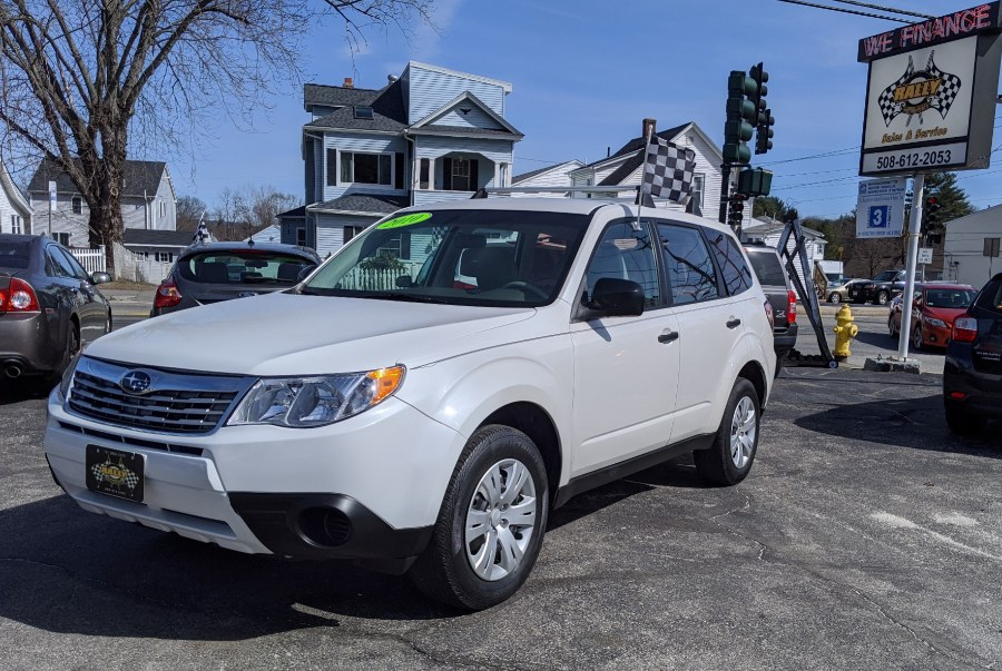 Used Subaru Forester 4dr Auto 2.5X PZEV 2010 | Rally Motor Sports. Worcester, Massachusetts