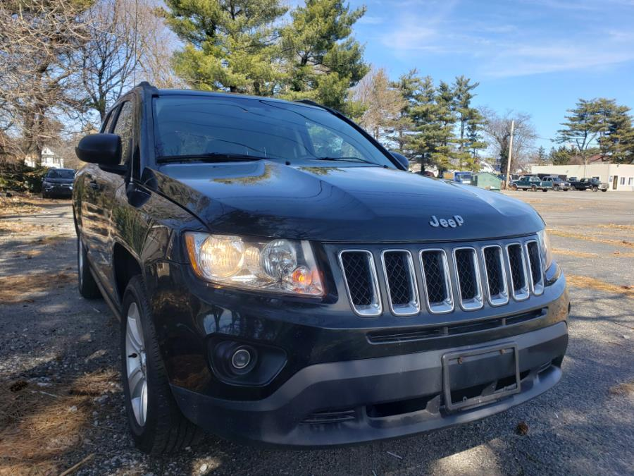 Used Jeep Compass FWD 4dr Latitude 2013 | Ultimate Auto Sales. Hicksville, New York