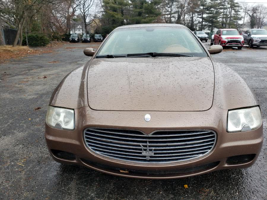 Used 2005 Maserati Quattroporte in Hicksville, New York | Ultimate Auto Sales. Hicksville, New York