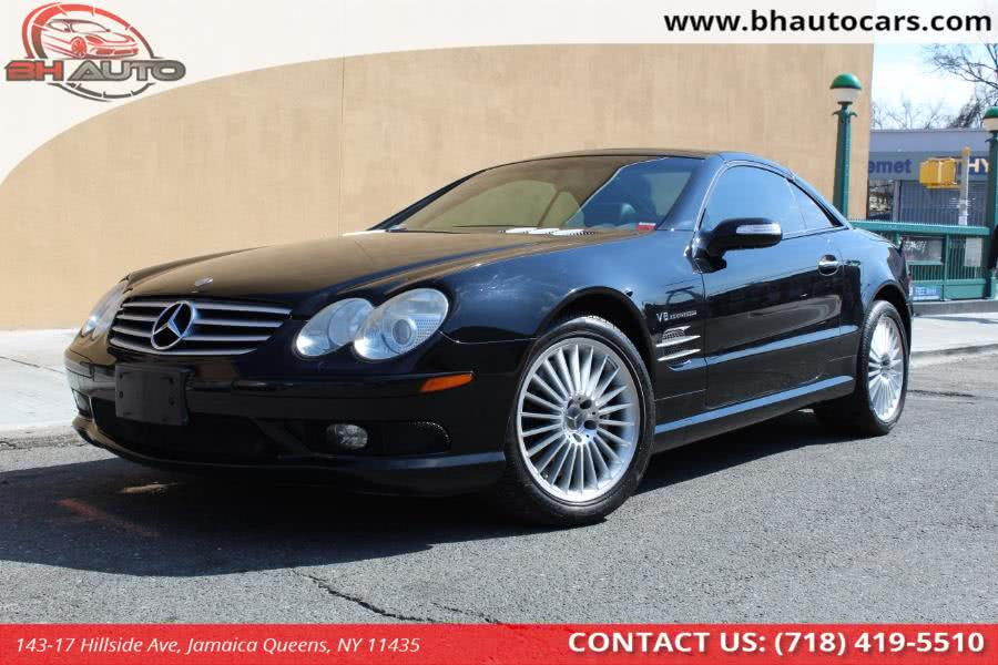 Used 2004 Mercedes-Benz SL-Class in Jamaica Queens, New York | BH Auto. Jamaica Queens, New York