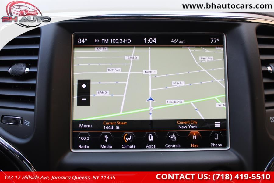 Used Jeep Grand Cherokee Limited 4x4 2018 | BH Auto. Jamaica Queens, New York