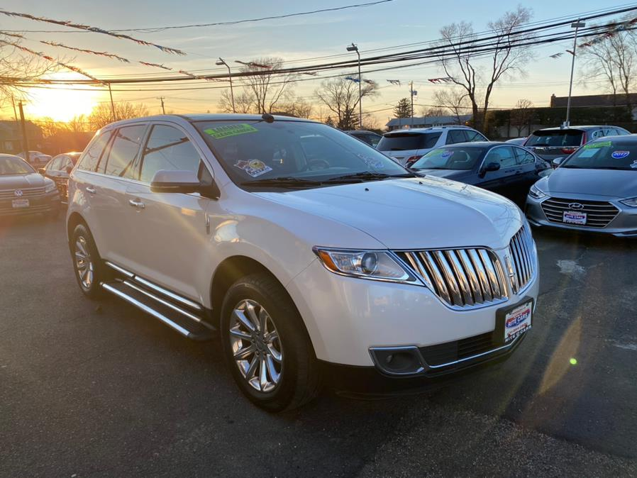 Used Lincoln MKX AWD 4dr w. Drivers Assist 2013   Rite Cars, Inc. Lindenhurst, New York