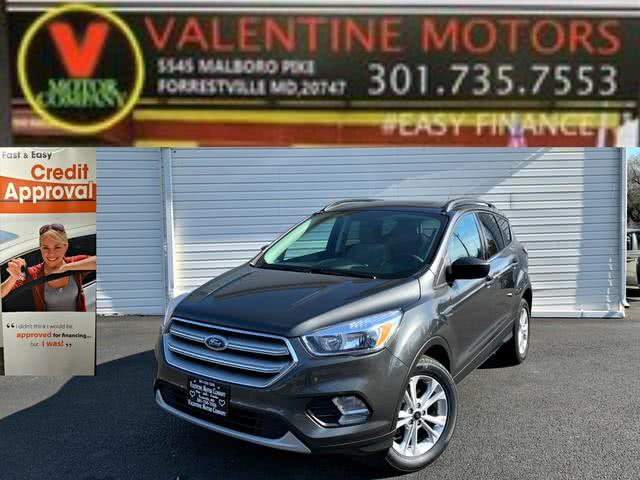 Used 2018 Ford Escape in Forestville, Maryland | Valentine Motor Company. Forestville, Maryland