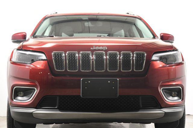 2019 Jeep Cherokee Limited photo