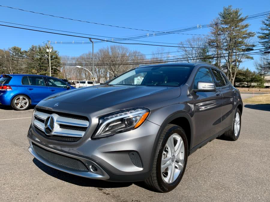 Used Mercedes-Benz GLA-Class 4MATIC 4dr GLA 250 2015   Mike And Tony Auto Sales, Inc. South Windsor, Connecticut