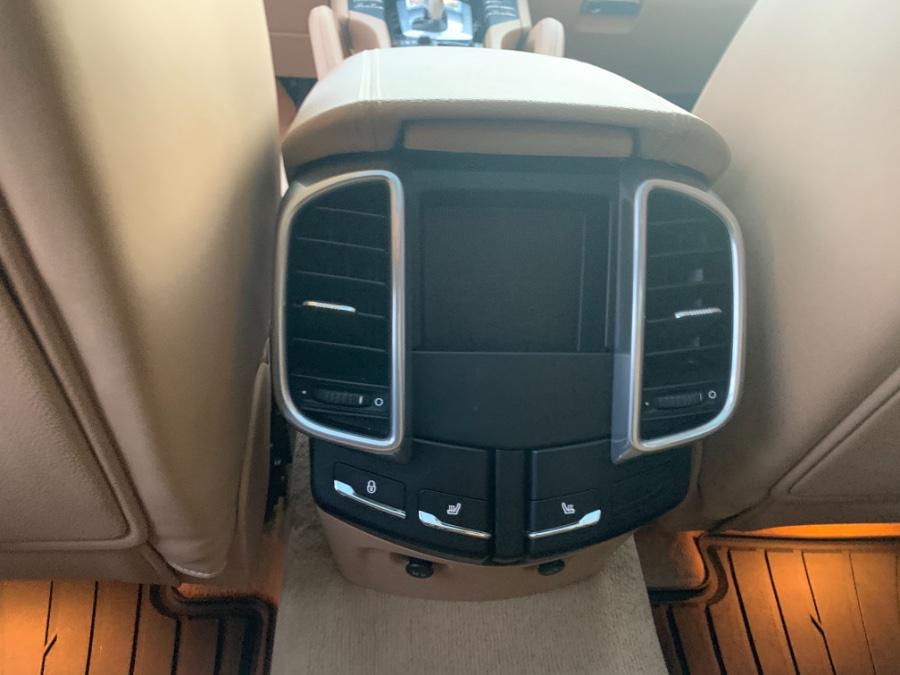 Used Porsche Cayenne AWD 4dr Platinum Edition 2014   Prestige Pre-Owned Motors Inc. New Windsor, New York