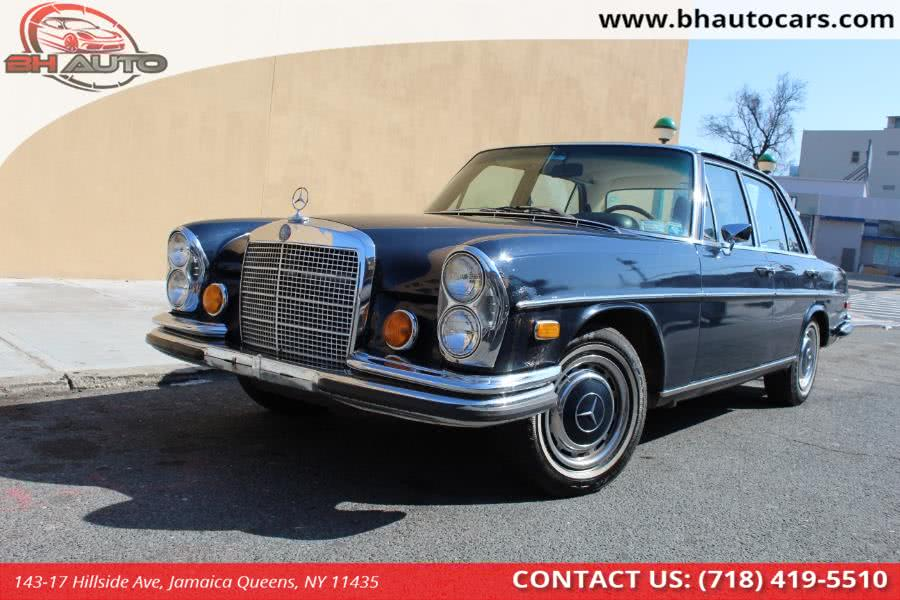 Used Mercedes-Benz 280SE 280SE 1970 | BH Auto. Jamaica Queens, New York