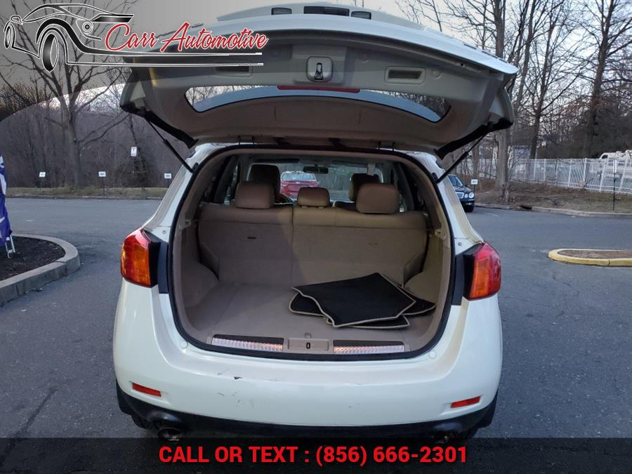 Used Nissan Murano AWD 4dr LE 2009 | Carr Automotive. Delran, New Jersey