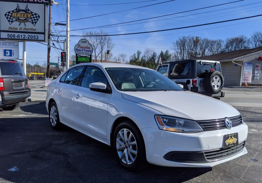 Used Volkswagen Jetta Sedan 4dr Auto SE PZEV 2014 | Rally Motor Sports. Worcester, Massachusetts