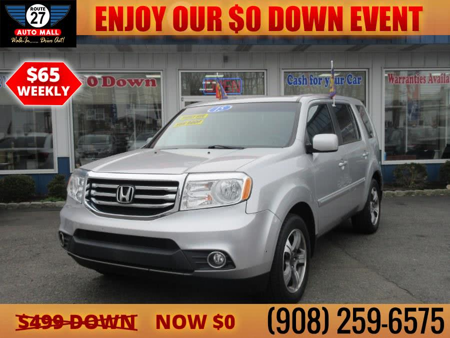 Used 2015 Honda Pilot in Linden, New Jersey | Route 27 Auto Mall. Linden, New Jersey