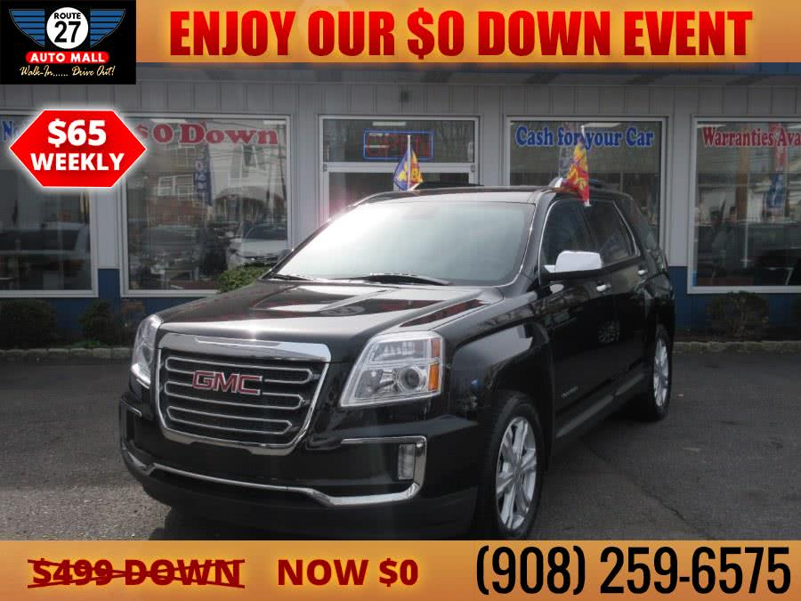 Used 2017 GMC Terrain in Linden, New Jersey | Route 27 Auto Mall. Linden, New Jersey