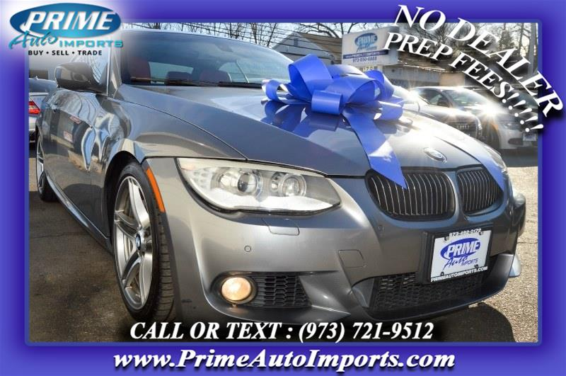 Used BMW 3 Series 2dr Conv 335is 2011   Prime Auto Imports. Bloomingdale, New Jersey