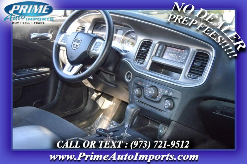Used Dodge Charger 4dr Sdn SE RWD 2012 | Prime Auto Imports. Bloomingdale, New Jersey