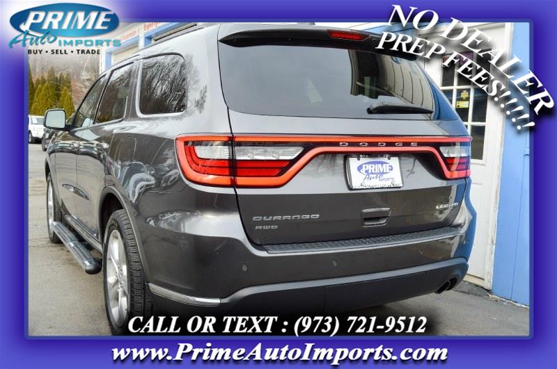 Used Dodge Durango AWD 4dr Limited 2014 | Prime Auto Imports. Bloomingdale, New Jersey