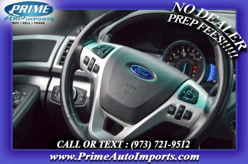Used Ford Explorer 4WD 4dr XLT 2013   Prime Auto Imports. Bloomingdale, New Jersey