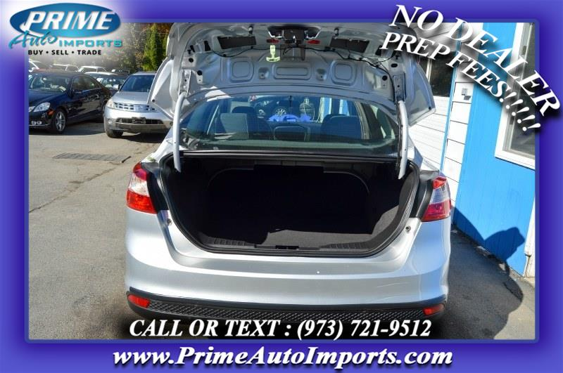 Used Ford Focus 4dr Sdn SE 2014   Prime Auto Imports. Bloomingdale, New Jersey