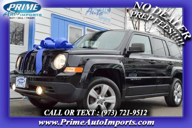 Used Jeep Patriot 4WD 4dr Limited 2012 | Prime Auto Imports. Bloomingdale, New Jersey