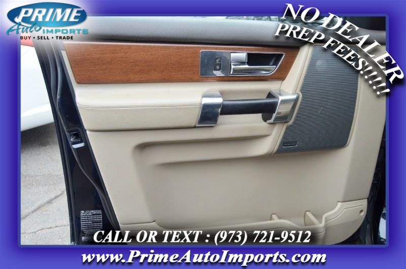 Used Land Rover LR4 4WD 4dr HSE 2012 | Prime Auto Imports. Bloomingdale, New Jersey