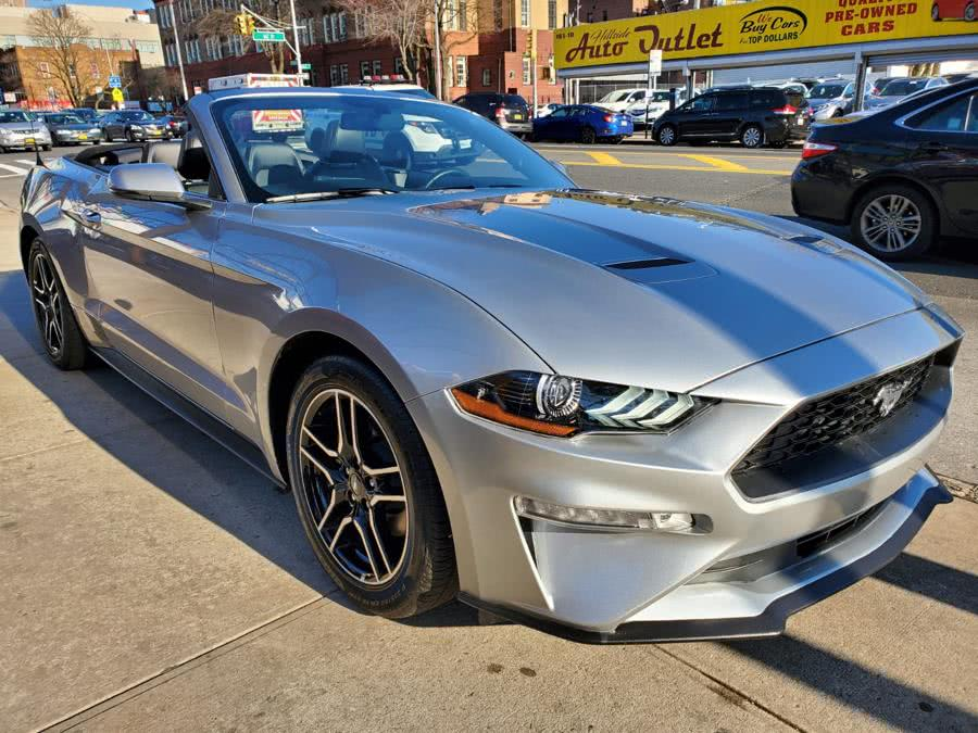 Used 2020 Ford Mustang in Jamaica, New York | Sylhet Motors Inc.. Jamaica, New York