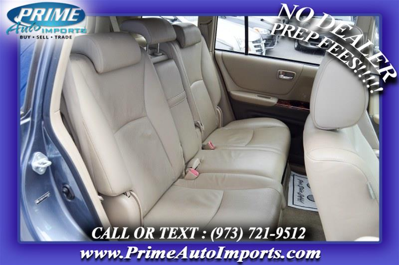 Used Toyota Highlander Hybrid 4WD 4dr w/3rd Row 2007   Prime Auto Imports. Bloomingdale, New Jersey