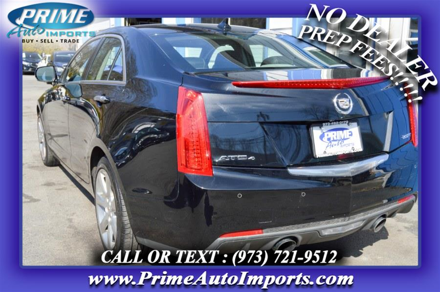 Used Cadillac ATS 4dr Sdn 2.0L Luxury AWD 2013 | Prime Auto Imports. Bloomingdale, New Jersey