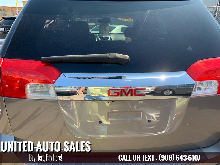 Used GMC Terrain SLE 2011 | United Auto Sale. Newark, New Jersey
