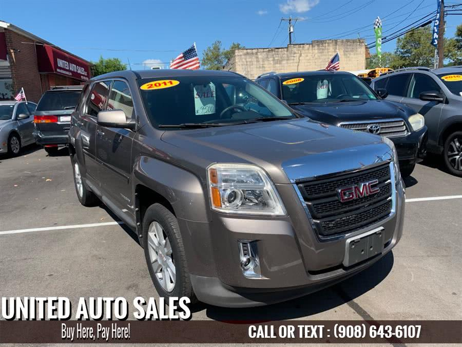 Used GMC Terrain SLE 2011 | United Auto Sale. Newark, New Jersey