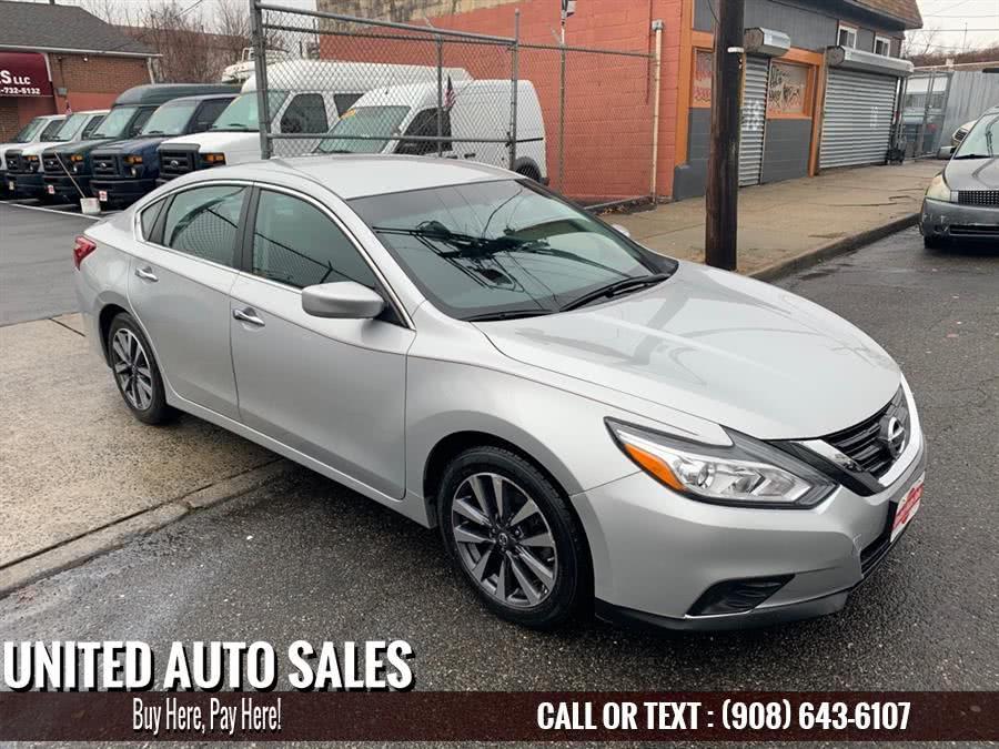 Used Nissan Altima 2.5 2017 | United Auto Sale. Newark, New Jersey