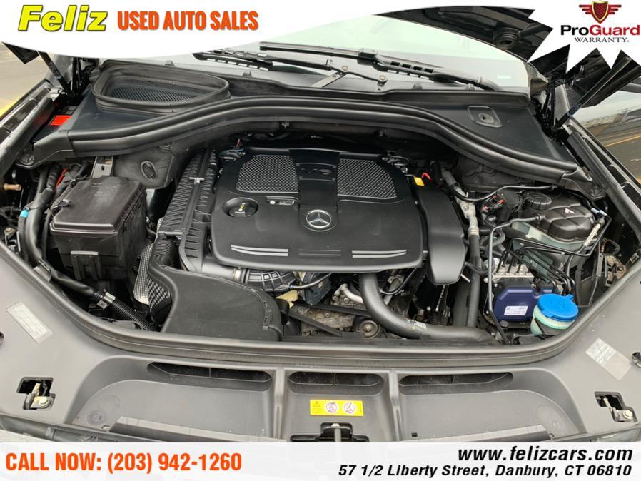 Used Mercedes-Benz M-Class 4MATIC 4dr ML350 2014 | Feliz Used Auto Sales. Danbury, Connecticut