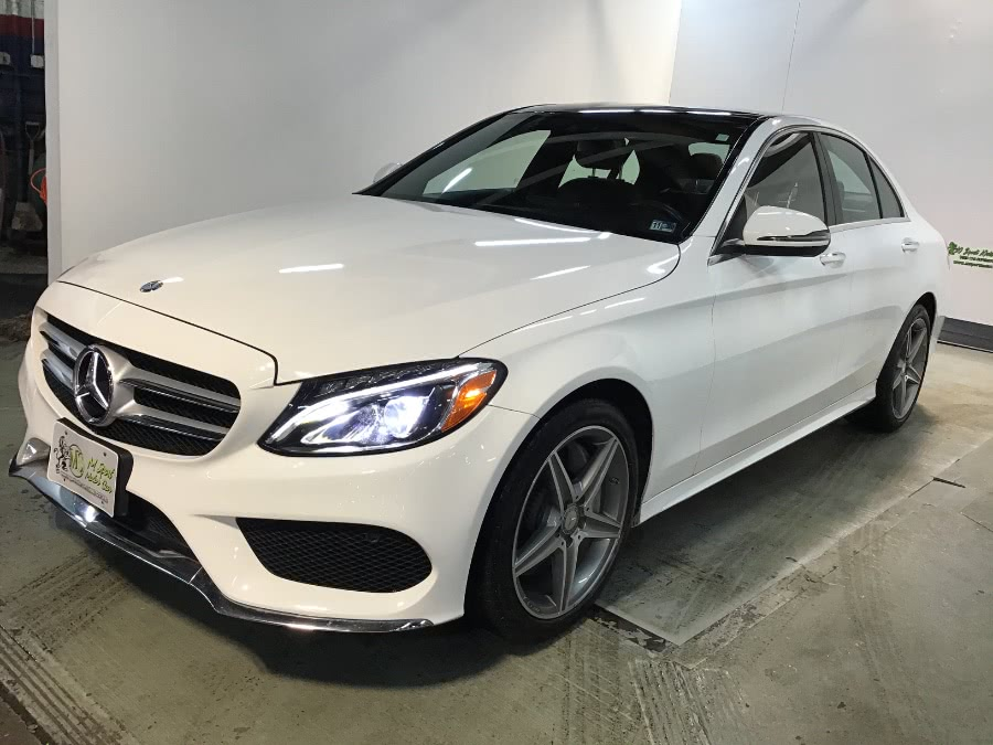 Used Mercedes-Benz C-Class 4dr Sdn C300 Sport 4MATIC 2016 | European Auto Expo. Lodi, New Jersey