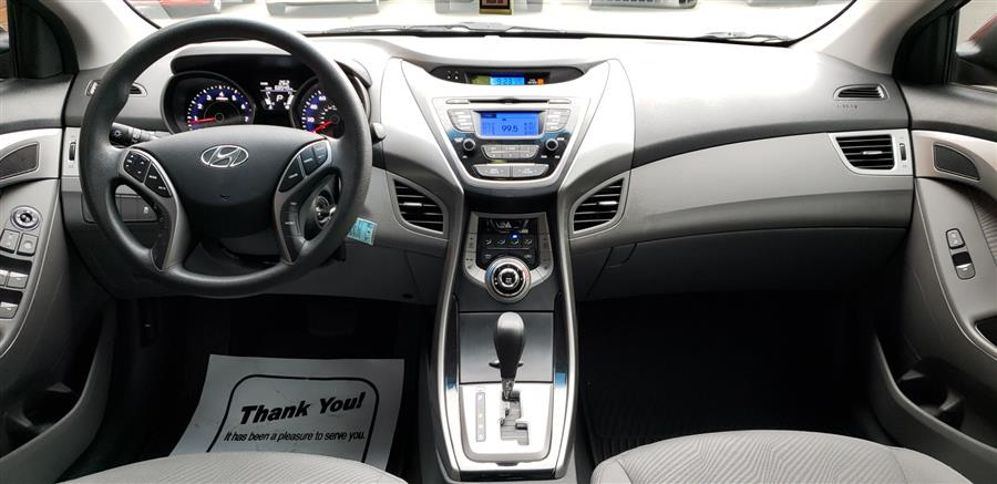 Used Hyundai Elantra 4dr Sdn Auto GLS 2013   National Auto Brokers, Inc.. Waterbury, Connecticut