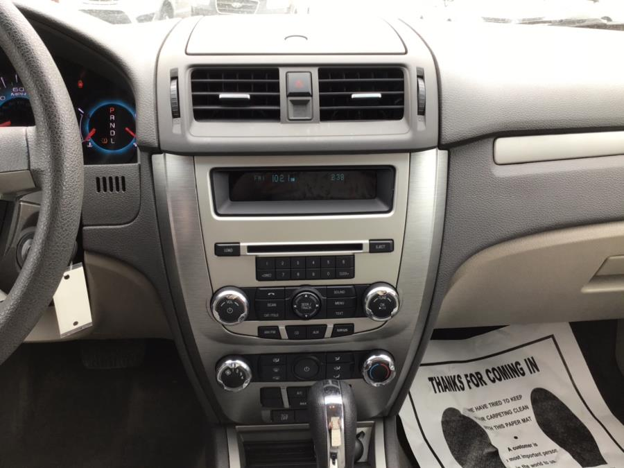 Used Ford Fusion 4dr Sdn SE FWD 2012   Ful-line Auto LLC. South Windsor , Connecticut