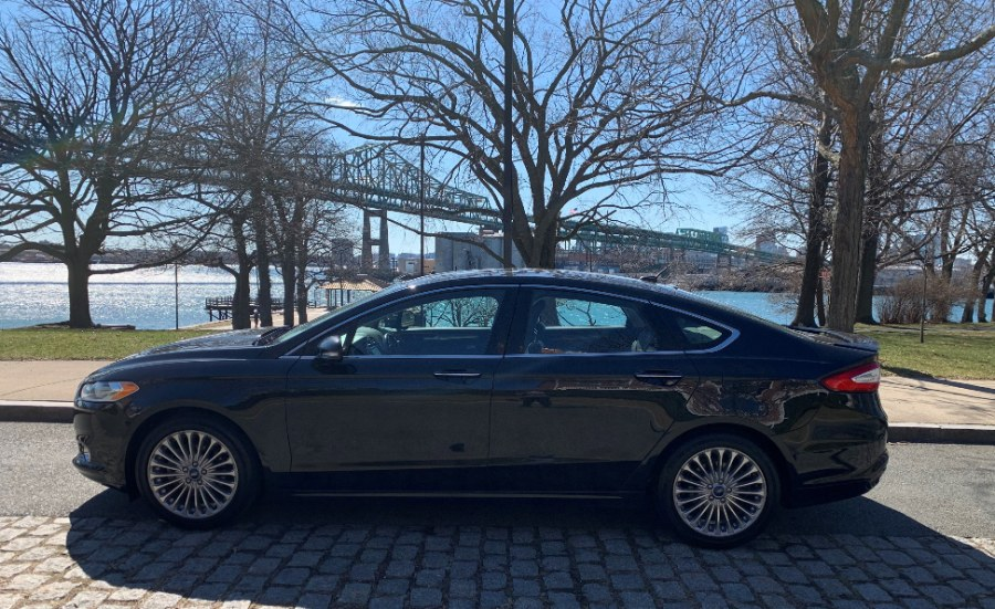 Used Ford Fusion 4dr Sdn Titanium AWD 2015 | New Star Motors. Chelsea, Massachusetts