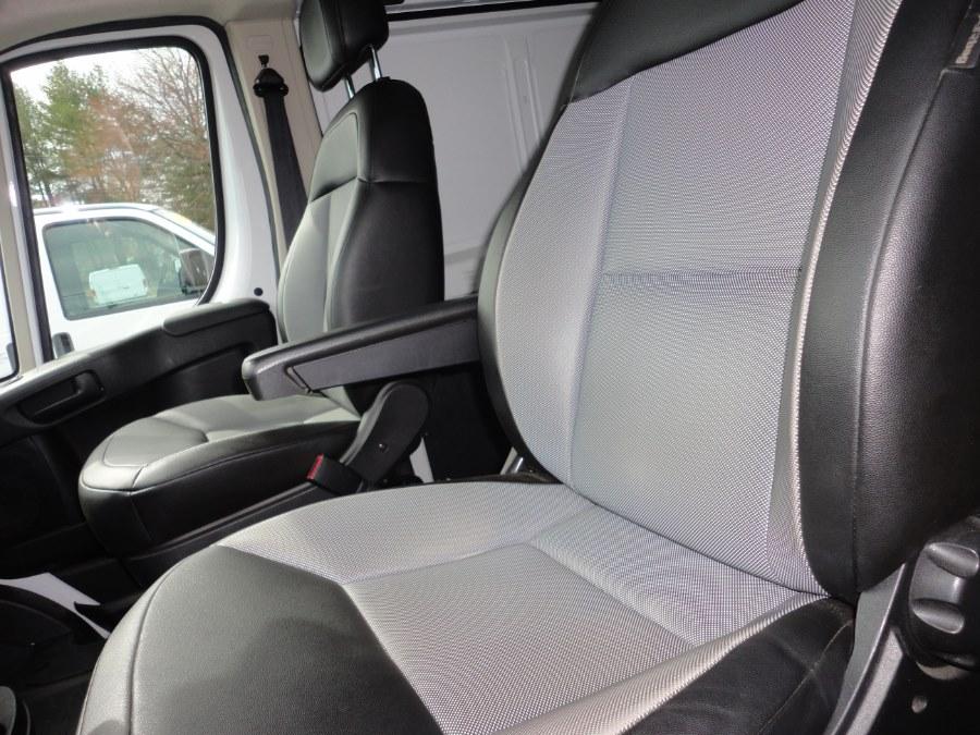 "Used Ram dodge cargo ProMaster Cargo Van dodge 1500 Low Roof 136"" WB 2017 | International Motorcars llc. Berlin, Connecticut"